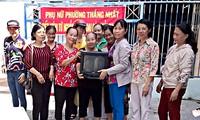 Vietnam por el desarrollo de la mujer en la nueva coyuntura
