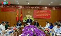 Presidente de Vietnam orienta el desarrollo socioeconómico de Ba Ria-Vung Tau
