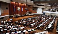 Comienza el primer período ordinario de sesiones de la novena legislatura del Parlamento cubano