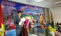 Vietnamitas y mozambiqueños se suman a la ceremonia conmemorativa del Día de Vesak