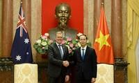 Vietnam y Australia fortalecen la cooperación multifacética