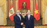 Vietnam y Perú refuerzan relaciones