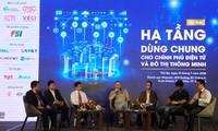 Ciudad de Can Tho busca desarrollarse con empleo de la tecnología