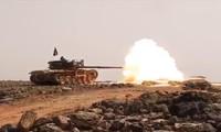 Ejército sirio avanza en la toma de control de Al-Sweida