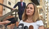 Estados Unidos y Canadá buscan una negociación práctica sobre el TLCAN