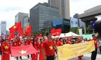 Ciudadanos vietnamitas en Macao (China) y Malasia celebran el Día de la Independencia Nacional
