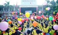 Comienza en Vietnam el año académico 2018-2019