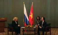 Refuerzan la cooperación educativa Vietnam-Rusia