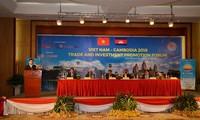 Vietnam busca impulsar las inversiones en Camboya