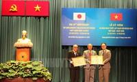 Ciudad Ho Chi Minh impulsa relaciones con Japón
