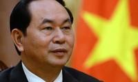 Lamentan dirigentes y pueblo cubanos muerte de presidente de Vietnam