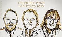 Entregan el Nobel de Física 2018 a innovadores en el campo del láser