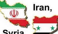 Irán y Siria fomentan la cooperación económica