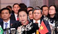 Vietnam llama a parlamentos euroasiáticos a respaldar impulso de conectividad económica