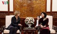 Vietnam afianzan relaciones con Holanda, Bélgica y Dinamarca