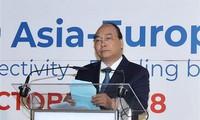 Primer ministro de Vietnam aporta soluciones al desarrollo de ASEM