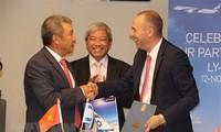 Mayor cooperación entre aerolíneas de Vietnam e Israel