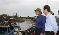 Vietnam se prepara para el huracán Usagi