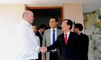 Vietnam y Cuba incrementan la cooperación económica y comercial