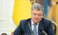 Presidente ucraniano solicita al Parlamento poner fin al Tratado de Amistad con Rusia