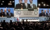 COP 24, nueva posibilidad para poner en práctica el Acuerdo de París sobre Cambio Climático