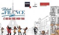 """""""Balade en France"""", oportunidad de recorrido por Francia en Hanói"""