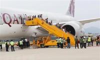 Qatar Airways inaugura la ruta aérea directa Doha-Da Nang