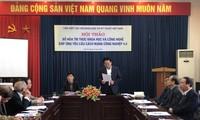 Vietnam fortalece la digitalización de actividades científicas