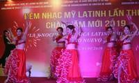 Velada de música latinoamericana en Hanói consolida la amistad Vietnam-Cuba