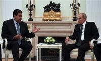 Rusia reafirma la asociación estratégica con Venezuela