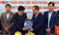 Vietnam por mejorar la organización de torneos de futsal