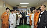 Sindicato vietnamita garantiza derechos de trabajadores en vísperas del Tet 2019