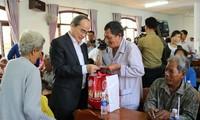 Localidades vietnamitas continúan actividades de apoyo a trabajadores en ocasión del Tet 2019