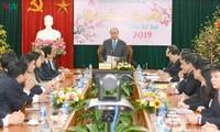 Primer ministro orienta el desarrollo del Banco de Políticas Sociales