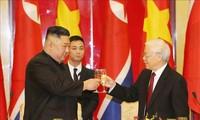 Vietnam y Corea del Norte afianzan relaciones de amistad y cooperación