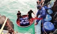 La esclusa marítima de Sinh Ton, soporte para los pescadores en Truong Sa