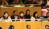 Vietnam contribuye al empoderamiento de las mujeres en el mundo