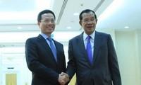 Vietnam apoya a Camboya en el desarrollo de ciberseguridad, correos y telecomunicaciones