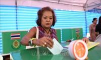 Comienzan las elecciones generales en Tailandia