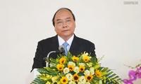 Primer ministro orienta el desarrollo de localidades importantes del centro de Vietnam