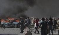 Bombardeo deja 13 muertos en Afganistán