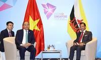 Vietnam y Brunei refuerzan la cooperación multisectorial