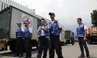 Primer envío de ayuda humanitaria internacional llega a Venezuela