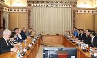 Vietnam y Australia fortalecen cooperación en agricultura y energía
