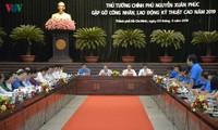 Vietnam promueve el desarrollo de recursos humanos altamente calificados en sector de la alta tecnología