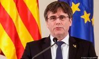 España considera la candidatura del expresidente de la Generalitat Carles Puigdemont a las elecciones