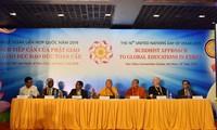 Día de Vesak 2019 en Vietnam resalta la moral budista para el desarrollo sostenible