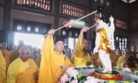 Comunidad vietnamita en la República Checa conmemora Día de Vesak 2019