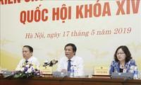 Vietnam anuncia el plan de organización del VII período de sesiones parlamentarias
