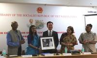 Conmemoran 129 aniversario del nacimiento del presidente Ho Chi Minh en la India